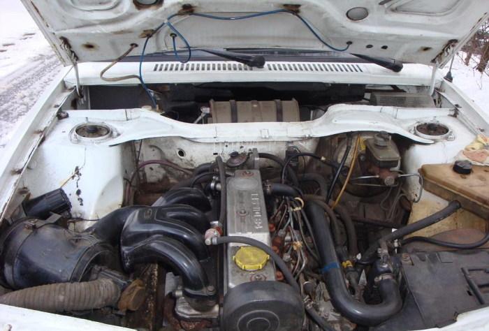 А вот двигатели были дорогими.