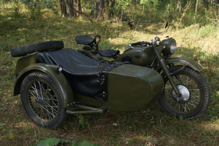 Настоящий советский мотоцикл. /Фото: excellent-moto.ru.