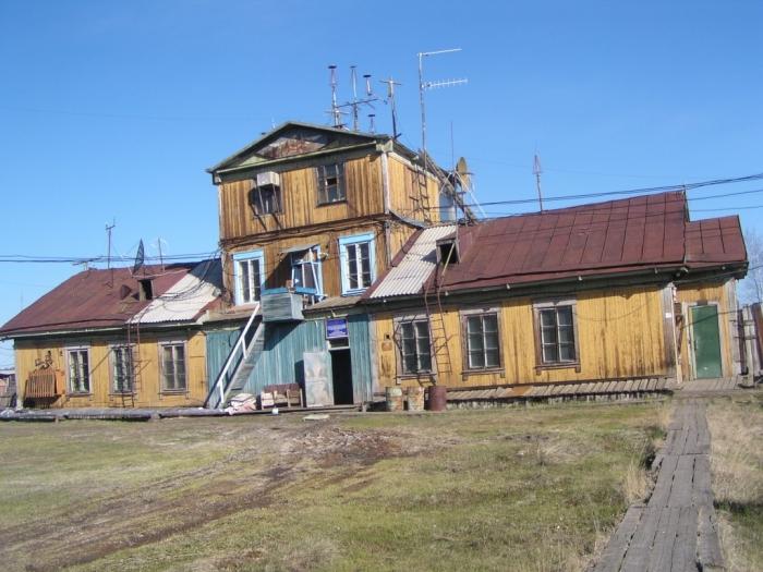 Самые старые и запущенные аэропорты России.