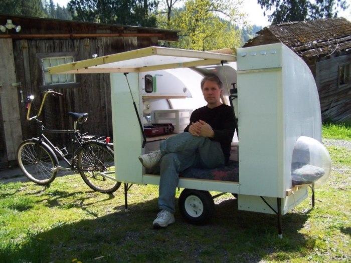 Дешевле Camper bike просто нет.