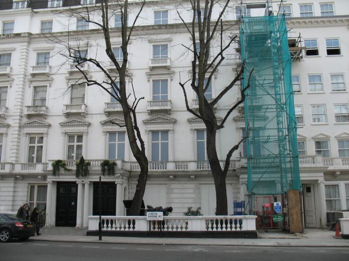 На самом деле это не дом. /Фото: wikimedia.org.