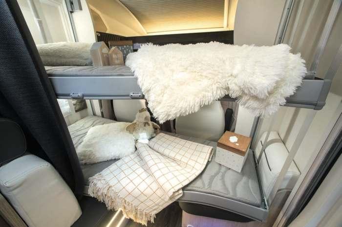 Крутые подвижные кровати.