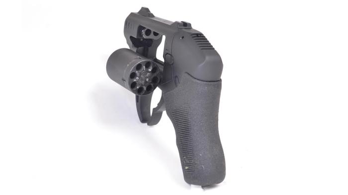 Стреляет по два патрона. /Фото: ballisticmag.com.