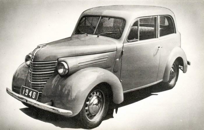 КИМ-10-50 мог стать первым массовым автомобилем.