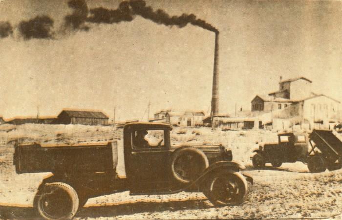 ГАЗ-410.
