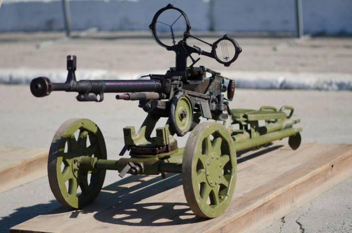Грозное оружие. /Фото: fotokto.ru.