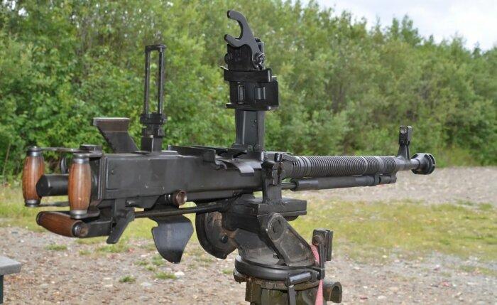 Создавался как зенитный пулемет. /Фото: chipmaker.ru.