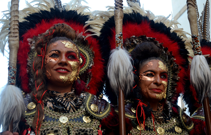 Мавры были гораздо смуглее потомков вестготов. /Фото: javea.com.
