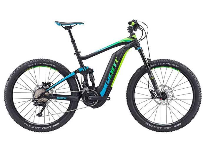 Отличный велосипед Giant Full-E+1.