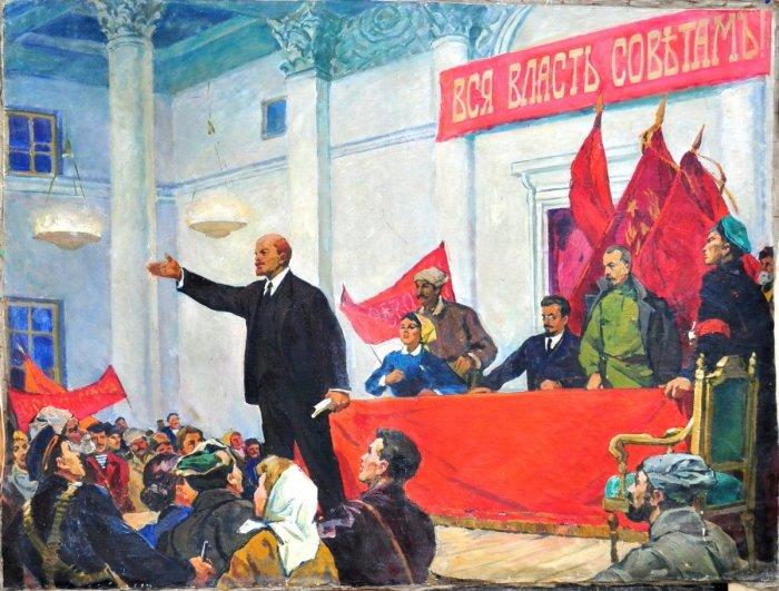 После революции страна была переведена на метрическую систему. /Фото: twitter.com.