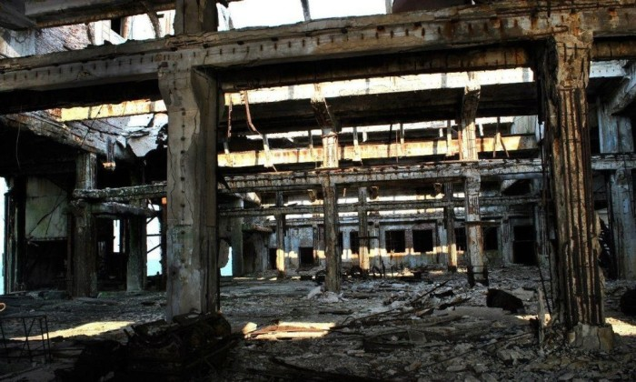 Когда-то здесь делали и испытывали торпеды. /Фото: zabaka.ru.