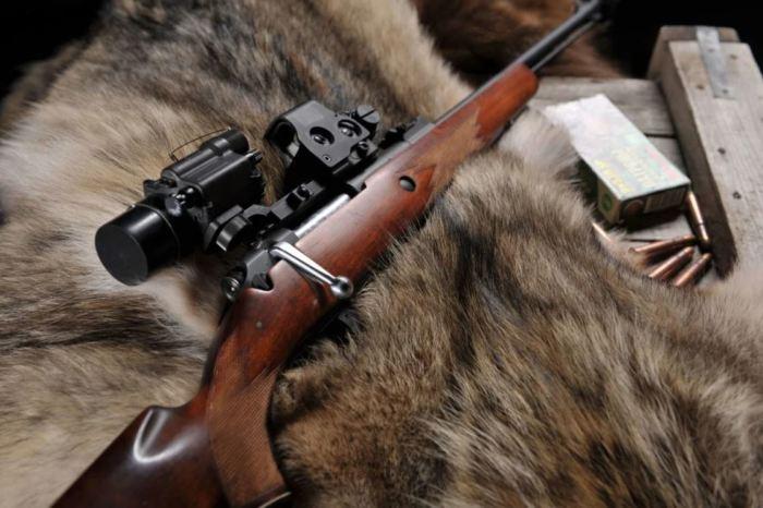 Для охоты с нарезным оружием. /Фото: yandex.uz.