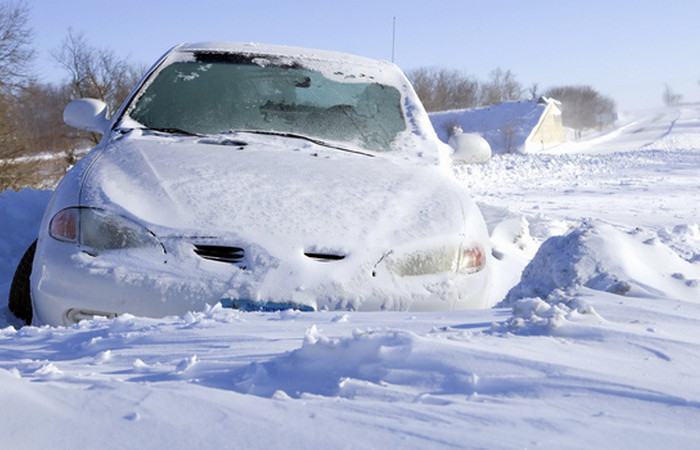 Чем ESP может навредить автомобилисту с сильный снегопад