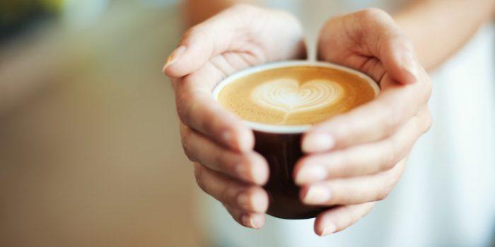 Делай снимок и получай кофе.