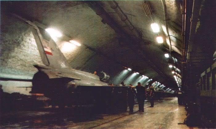 Подземная база с секретом.