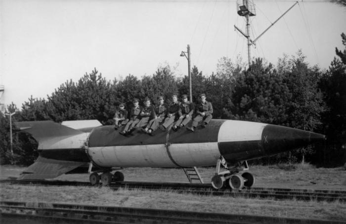 Ракета была несовершенна. /Фото: narzur.ru.