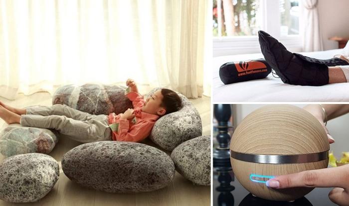 Современные устройства, с которыми комфортно отдыхать.