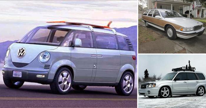 Автомобили, на которых можно ездить вечно.