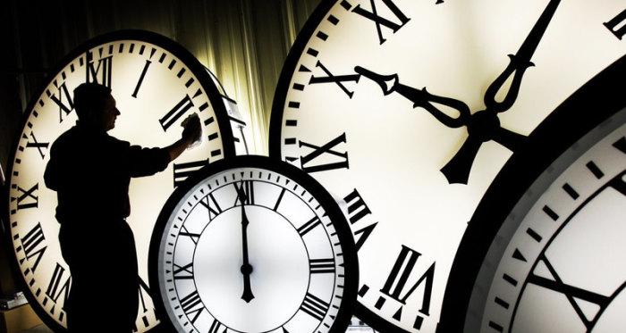Время вещь очень важная и сложная.