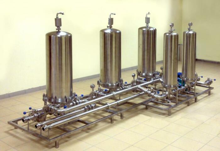 Фильтрация пива сняла многие проблемы. /Фото: sector-t.com.