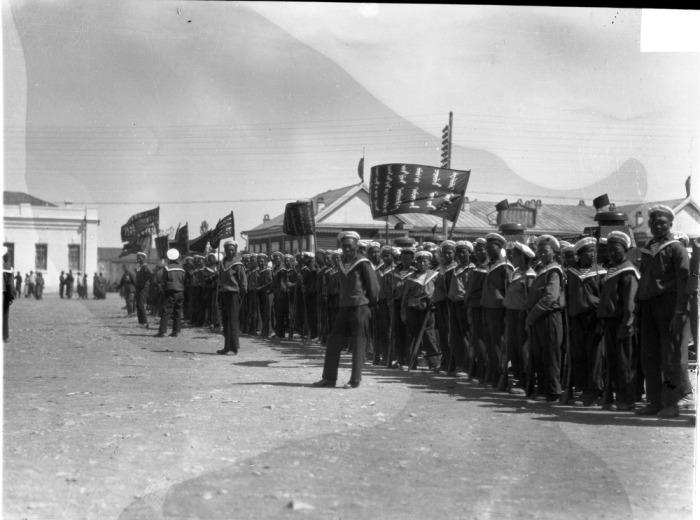 Современный флот появился в 1930-е годы. /Фото: lingvoforum.net.