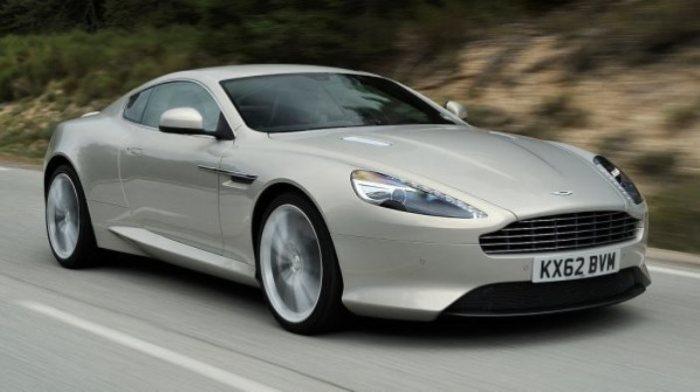 Живая классика Aston Martin DB 9 для Уэйна Руни.