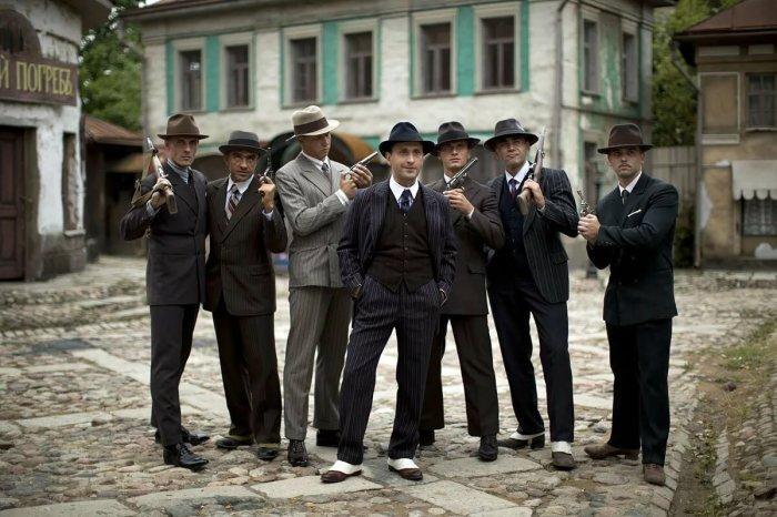 Национальные банды в России и СССР были не менее лютыми, чем в каком-нибудь Чикаго 1920-х. /Фото: yandex.by.