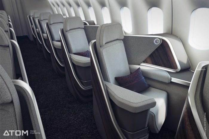Диагональные кресла - новое слово в дизайне.