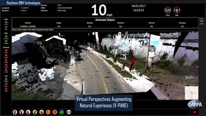 Виртуальная реальность поможет.