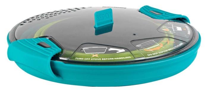Набор Sea to Summit X-Sets заменит всю домашнюю посуду.