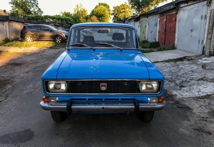 Настоящий клад этот Москвич-2140.