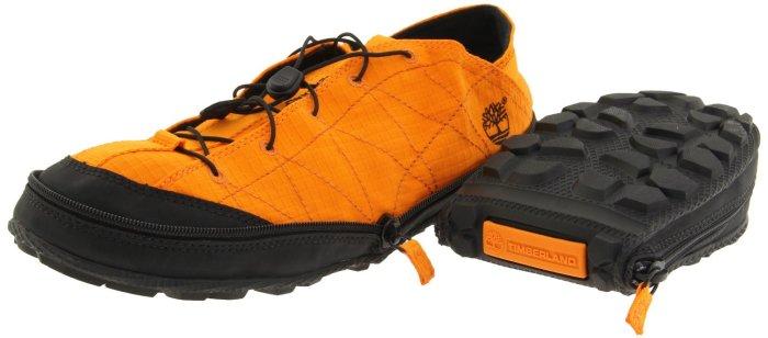 Сменная обувь для похода.