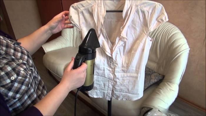 Полезные и современные гаджеты для эффективного ухода за гардеробом.