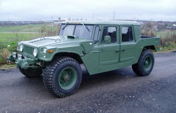 Автомобили ГАЗ, которые стали чем-то другим.