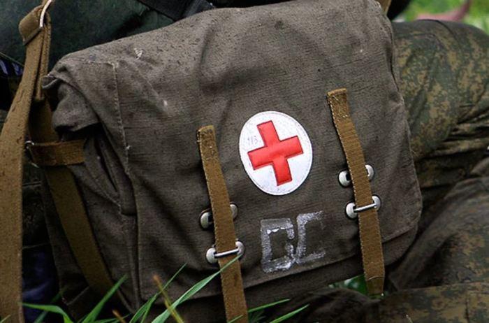 Служить в числе медицинского персонала одной удовольствие. /Фото: hab.kp.ru.