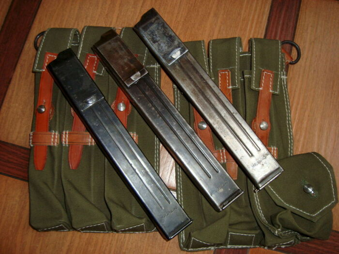 Магазины приводили к заклиниванию. /Фото: guns.allzip.org.