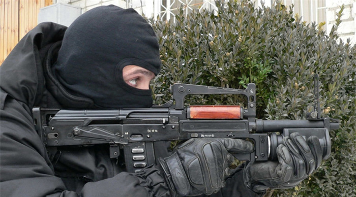Оружие для спецвойск. /Фото: taynyplanet.ru.