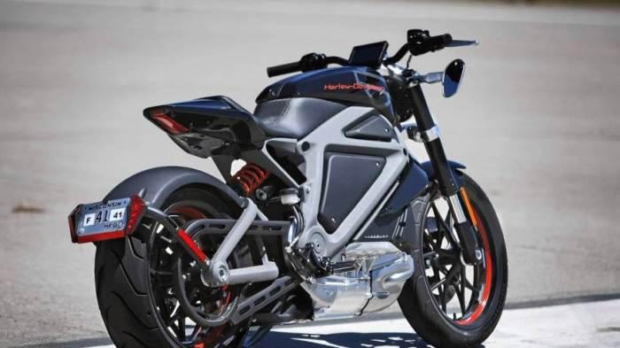 Выглядит данный Harley-Davidson действительно круто.