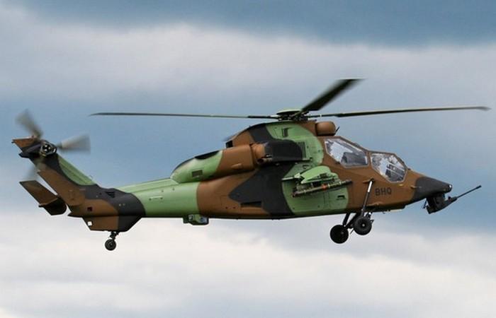 Вертолет Eurocopter «Tiger».