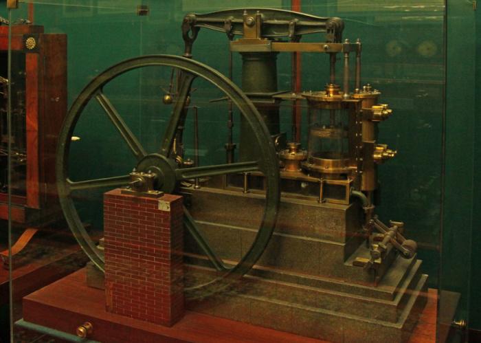 Понятие появилось вместе с паровой машиной. /Фото: foto-planeta.com.