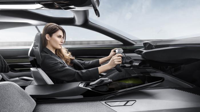 Peugeot Instinct: вождение на любой вкус.