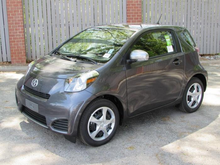 Маленький и удобный автомобиль, в теории.