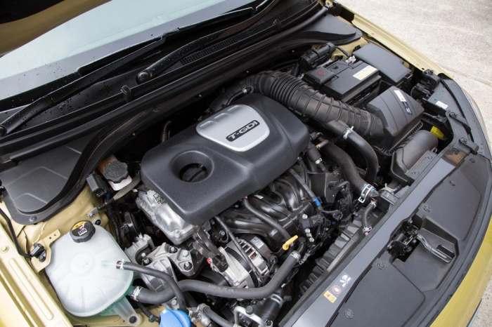 1,6-литровый двигатель с турбонаддувом от Veloster Turbo мощностью 201 л.с.