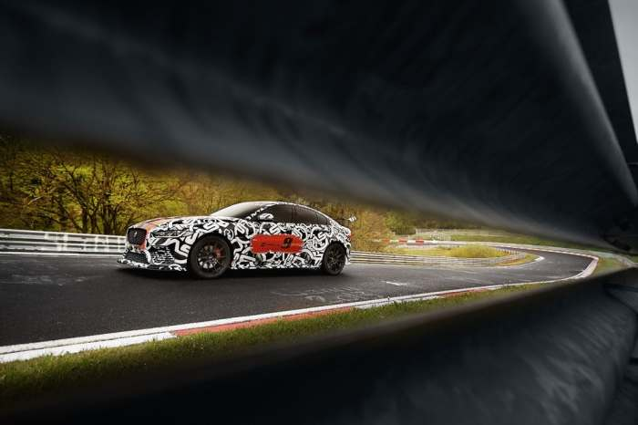 Самый мощный Jaguar в истории.