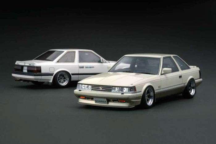 Живая легенда практичности Toyota Soarer.