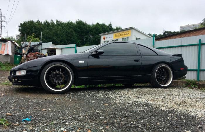 Машина, которая понравится всем - Nissan 300ZX.