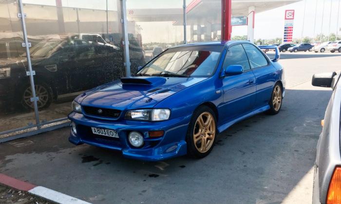 Можно выбрать для себя и Subaru Impreza WRX STi.