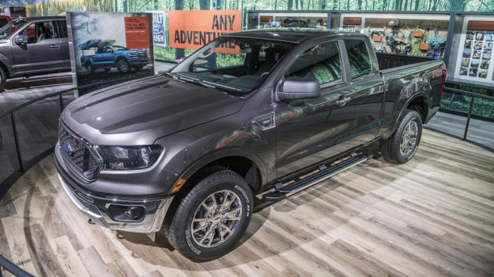 Ford Ranger для настоящих мужчин.