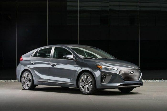 Скромный Hyundai Ioniq не приедет в страну.