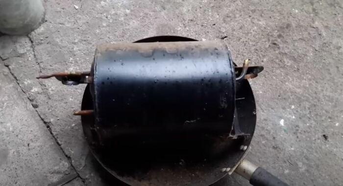 Если компрессор рабочий, то его можно продать отдельно. /Фото: youtube.com.